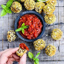 Vegan Quinoa Arancini