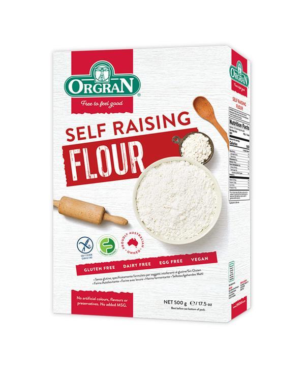 Orgran Self Raising Flour